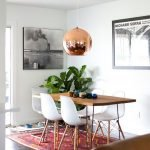 Design Space Saving Dining Room For Your Apartment 52
