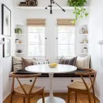 Design Space Saving Dining Room For Your Apartment 60