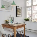 Design Space Saving Dining Room For Your Apartment 71