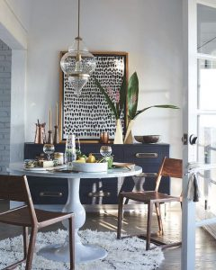 Design Space Saving Dining Room For Your Apartment 76