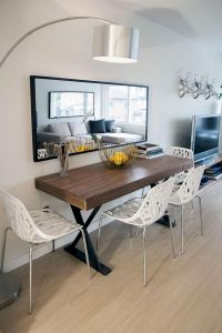 Design Space Saving Dining Room For Your Apartment 77