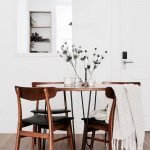 Design Space Saving Dining Room For Your Apartment 90