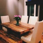 Design Space Saving Dining Room For Your Apartment 99