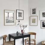 Design Space Saving Dining Room For Your Apartment 117