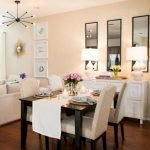 Design Space Saving Dining Room For Your Apartment 142