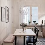 Design Space Saving Dining Room For Your Apartment 144
