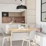 Design Space Saving Dining Room For Your Apartment 145