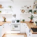 Small Kitchen Ideas For Your Appartement 22