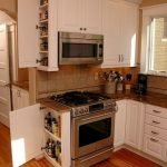 Small Kitchen Ideas For Your Appartement 25