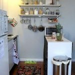 Small Kitchen Ideas For Your Appartement 40
