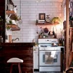Small Kitchen Ideas For Your Appartement 47