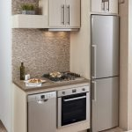 Small Kitchen Ideas For Your Appartement 50