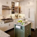 Small Kitchen Ideas For Your Appartement 51