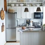 Small Kitchen Ideas For Your Appartement 56
