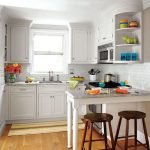Small Kitchen Ideas For Your Appartement 59