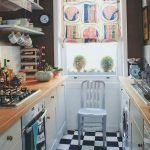 Small Kitchen Ideas For Your Appartement 65