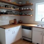 Small Kitchen Ideas For Your Appartement 72