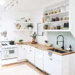 Small Kitchen Ideas For Your Appartement 73