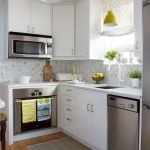 Small Kitchen Ideas For Your Appartement 75