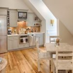 Small Kitchen Ideas For Your Appartement 81