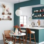 Small Kitchen Ideas For Your Appartement 84