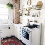 Small Kitchen Ideas For Your Appartement 87
