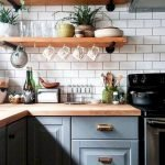 Small Kitchen Ideas For Your Appartement 91