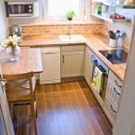 Small Kitchen Ideas For Your Appartement 94