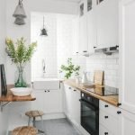 Small Kitchen Ideas For Your Appartement 111