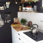 Small Kitchen Ideas For Your Appartement 2