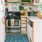 Small Kitchen Ideas For Your Appartement 13