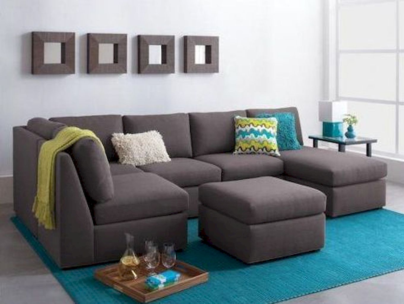 Appartement Livingroom015
