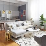 Living Room Decoration for Your Apartment 73