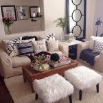 Living Room Decoration for Your Apartment 75