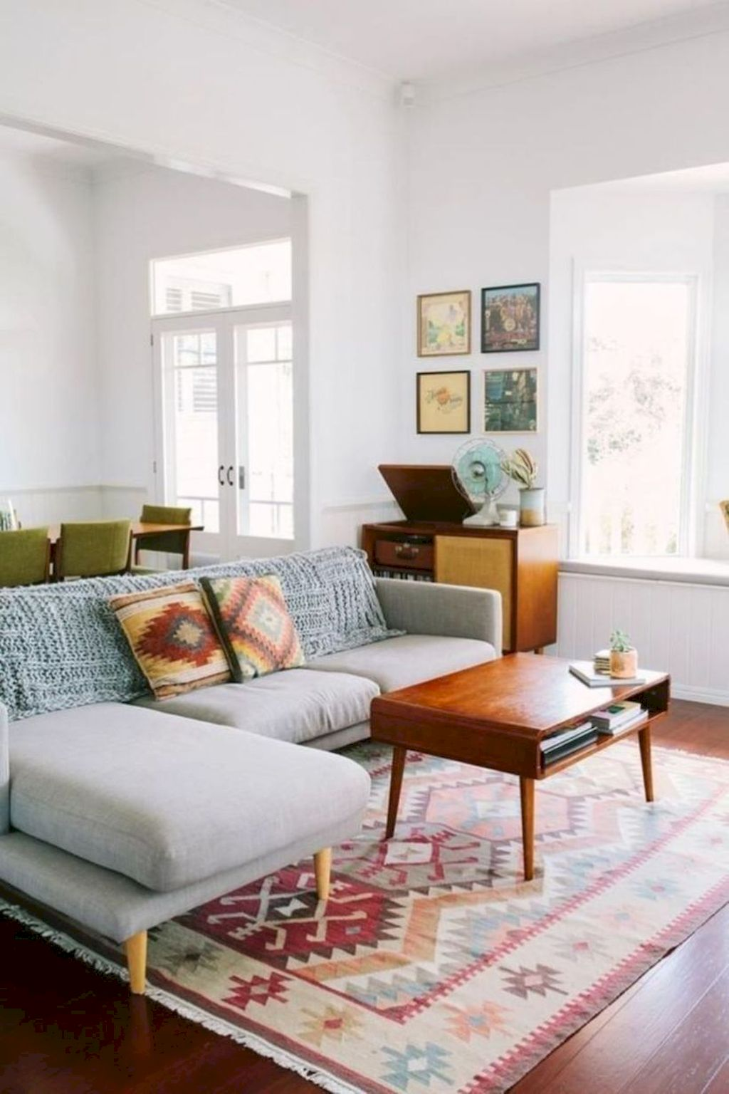 Appartement Livingroom085