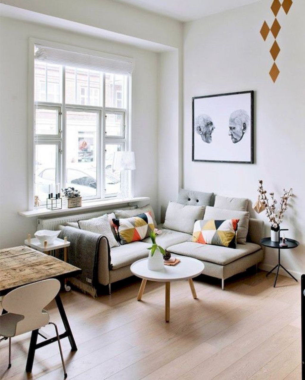 Appartement Livingroom104