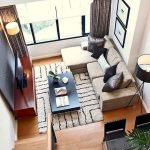 Living Room Decoration for Your Apartment 106