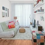 Living Room Decoration for Your Apartment 133
