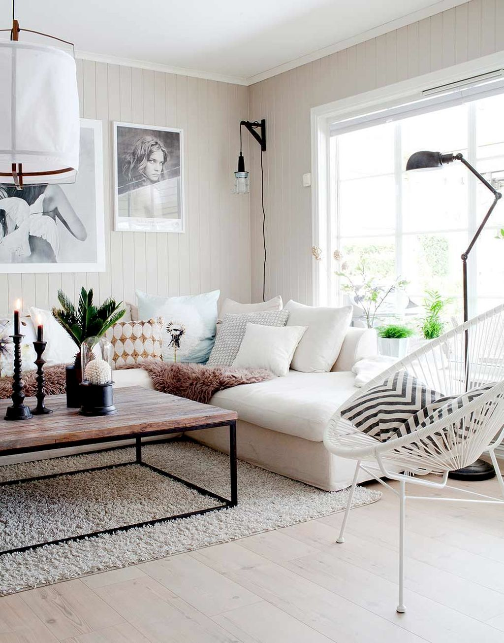 Appartement Livingroom145