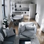 Living Room Decoration for Your Apartment 155