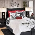 Black and White Bedding Sets For Your Dramatic Bedroom 1
