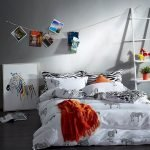 Black and White Bedding Sets For Your Dramatic Bedroom 28