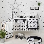 Black and White Bedding Sets For Your Dramatic Bedroom 37