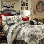 Black and White Bedding Sets For Your Dramatic Bedroom 41
