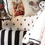 Black and White Bedding Sets For Your Dramatic Bedroom 52