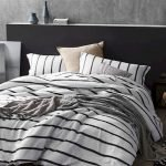 Black and White Bedding Sets For Your Dramatic Bedroom 53