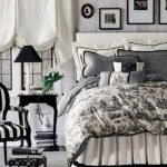 Black and White Bedding Sets For Your Dramatic Bedroom 55