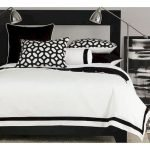 Black and White Bedding Sets For Your Dramatic Bedroom 65