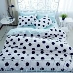 Black and White Bedding Sets For Your Dramatic Bedroom 71