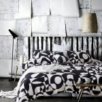 Black and White Bedding Sets For Your Dramatic Bedroom 72